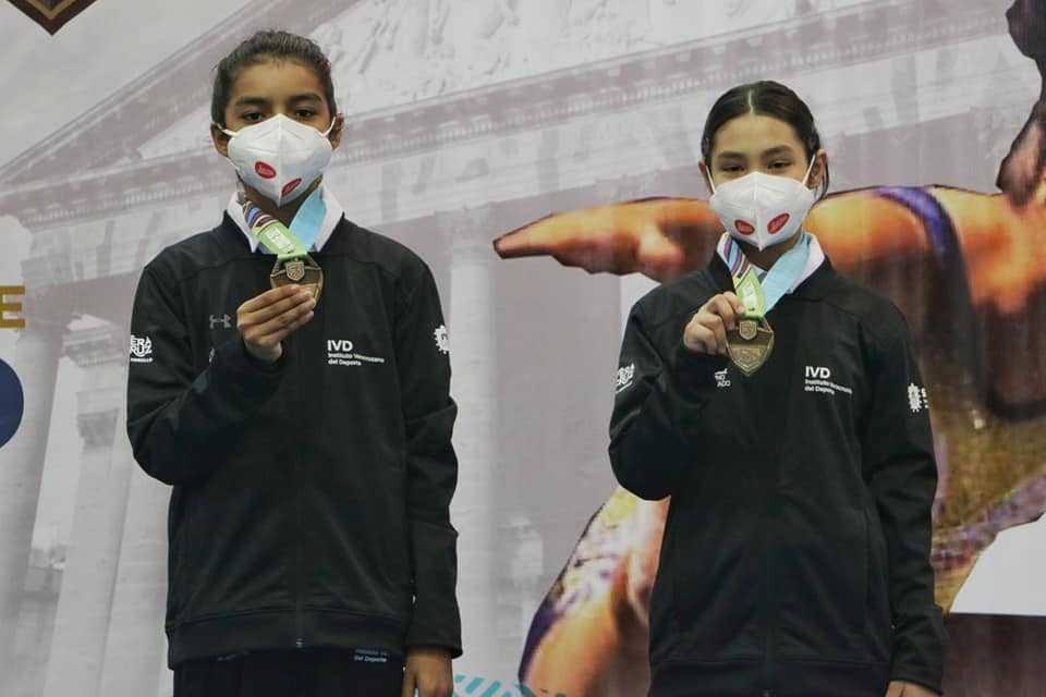 Concluye Veracruz con tres oros en Gimnasia de Trampolín