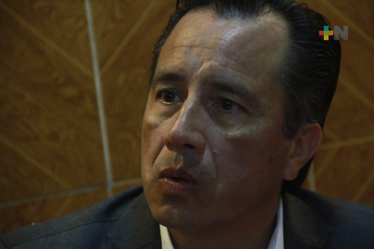 Gobernador de Veracruz, recomendó a sus homólogos hacer cambios necesarios en  sus Fiscalías para obtener buenos resultados