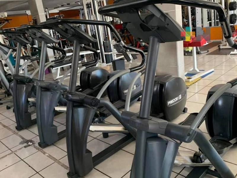 En Tuxpan, dueños de gimnasios acuerdan medidas para evitar contagios