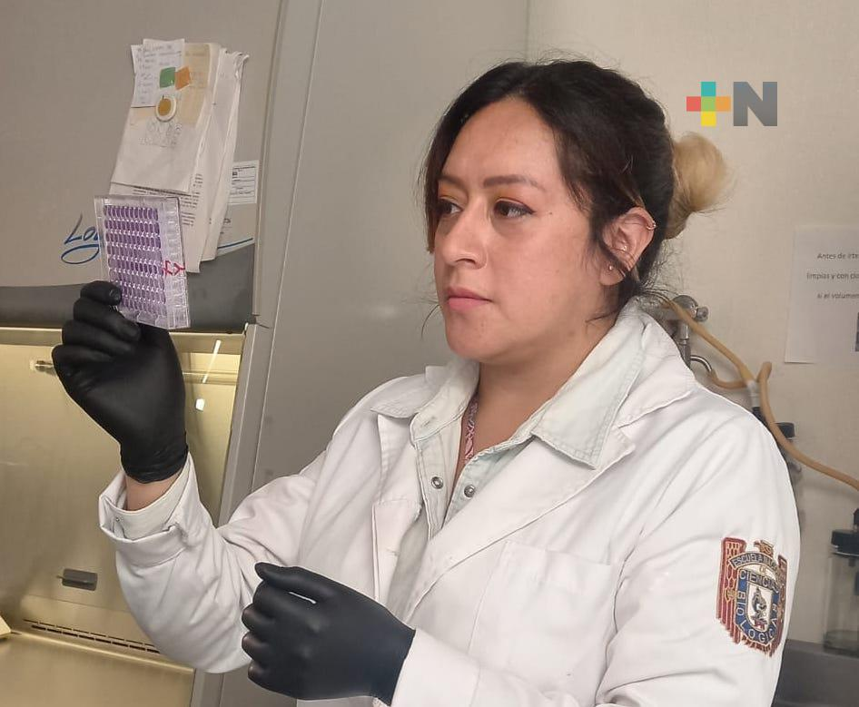 Vacunas aplicadas en México evitan desarrollo grave de COVID-19: investigadora Paola Castillo