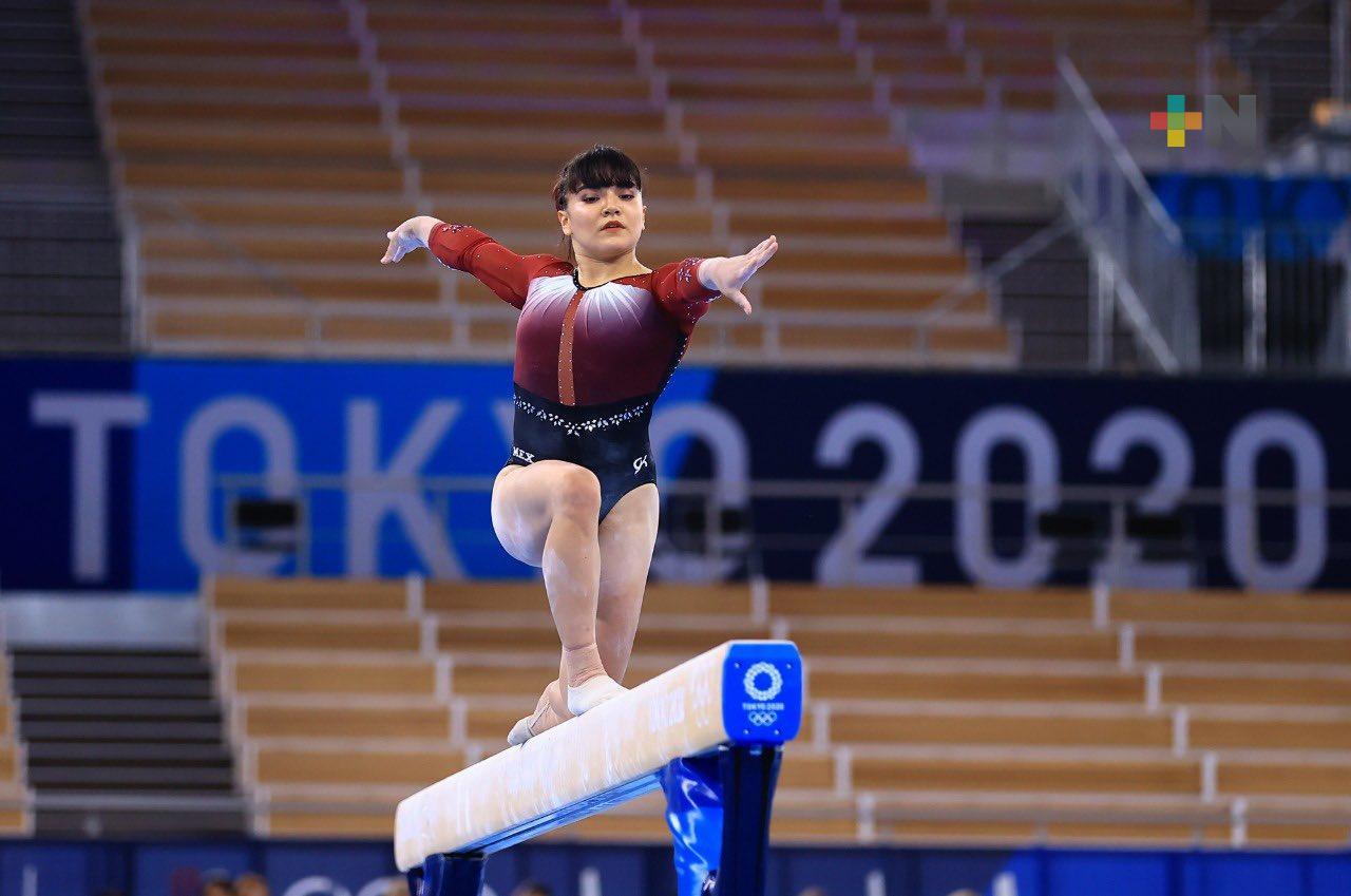 Alexa Moreno da salto a la historia en Juegos Olímpicos de Tokio 2020