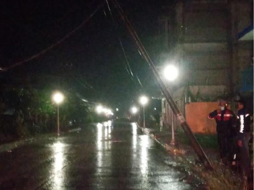 Daños a viviendas y pérdida de sembradíos, saldo que dejó huracán Grace en Tecolutla