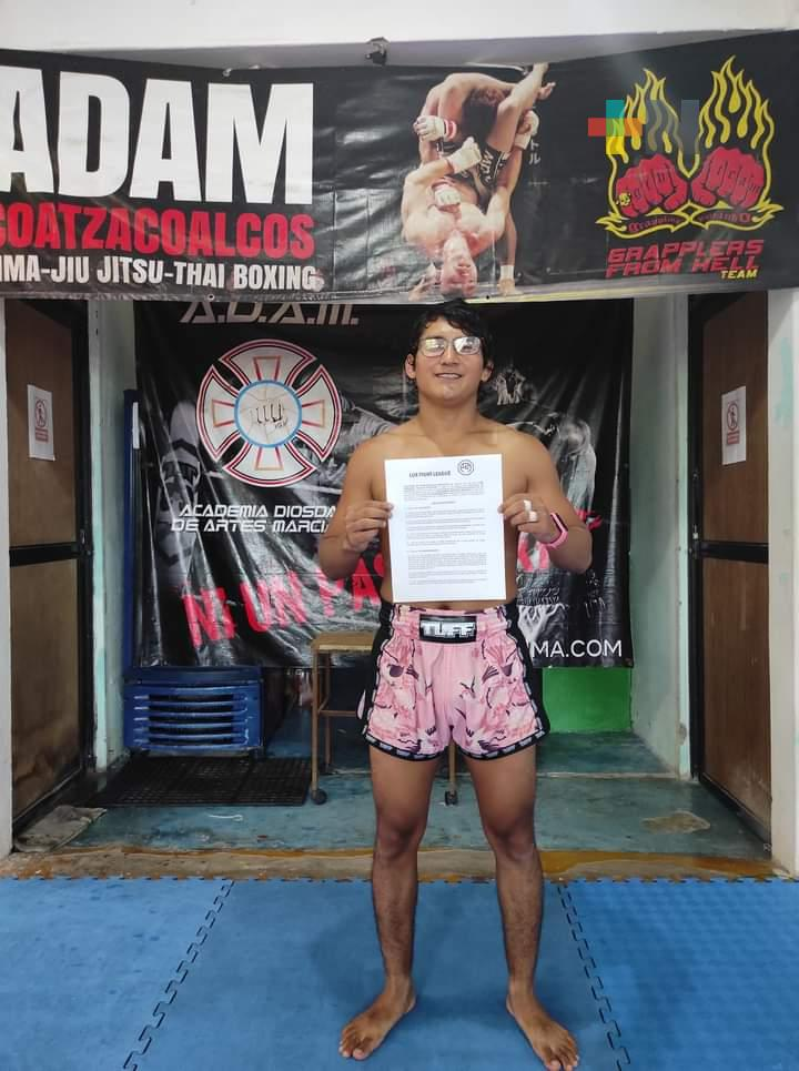 «Virus» Saavedra peleará ante «Tiburón» Gutiérrez en Lux Fight League