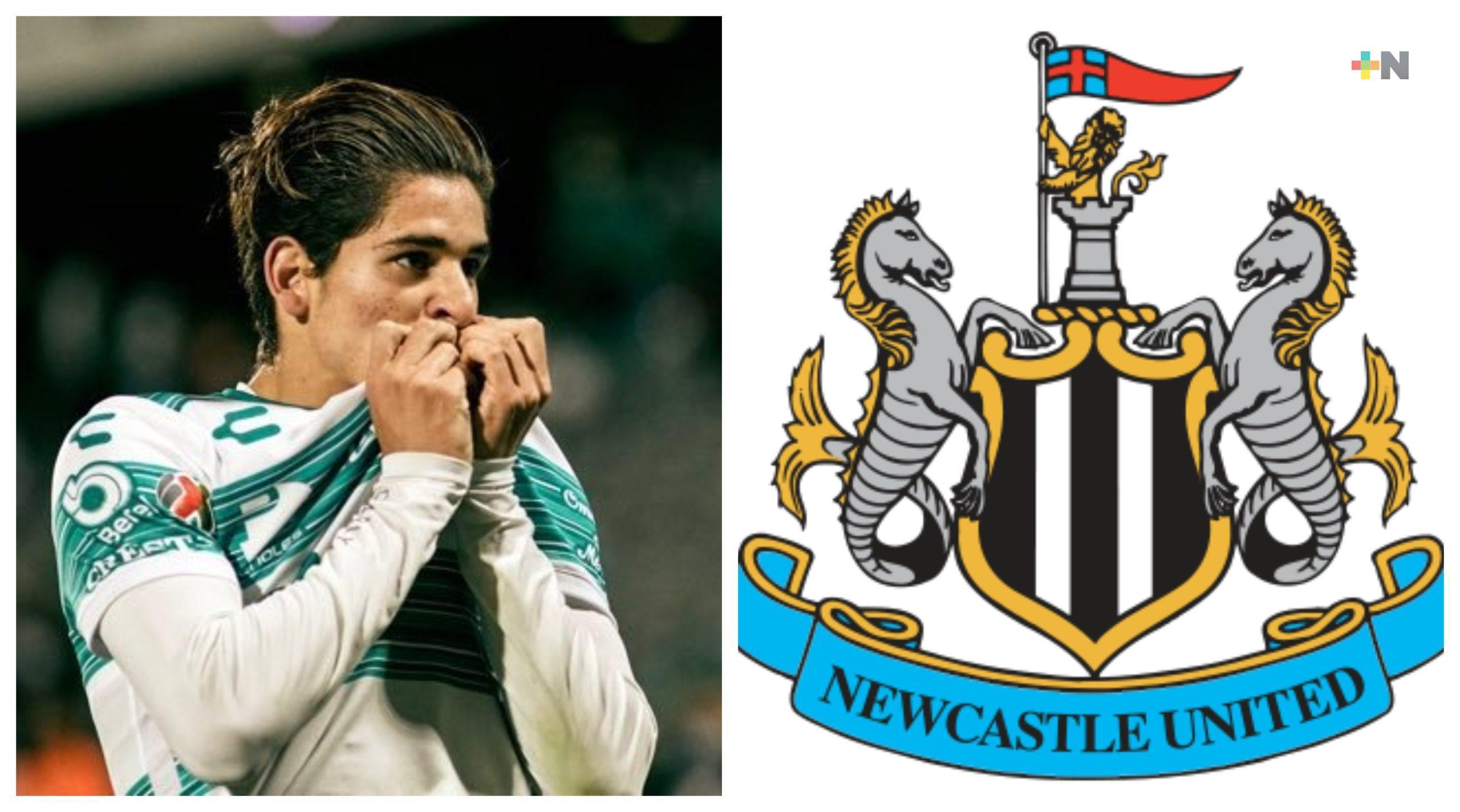 Santi Muñoz es fichado por el Newcastle de Inglaterra