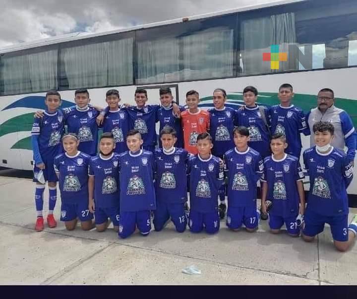 Tuzos Nanchital con balance positivo tras  acudir a Torneo Internacional  de fuerzas básicas