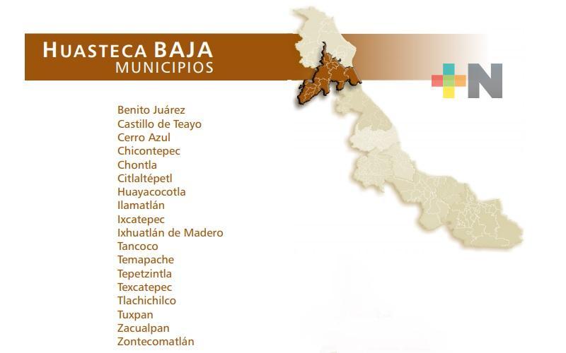 Agiliza Gobierno censo y entrega de apoyos en la Huasteca Baja: Cuitláhuac García