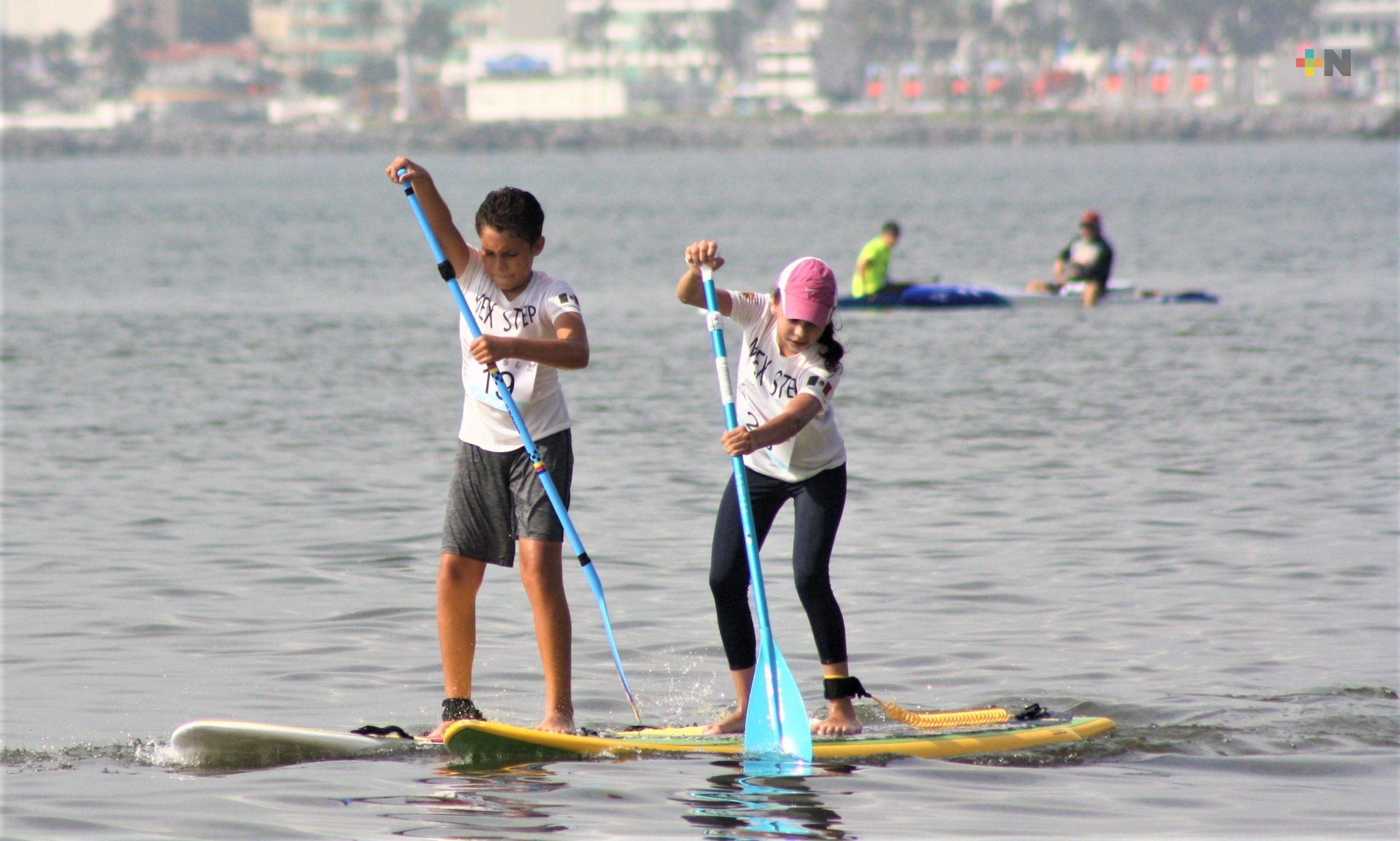 Definen selección de Surf de Veracruz para los Nacionales CONADE