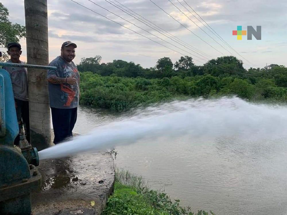 CAEV restableció suministro de agua en Martínez de la Torre