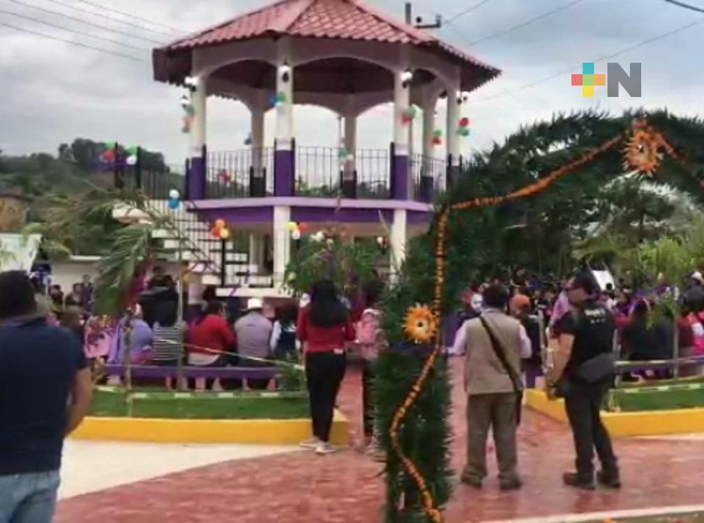 En Chicontepec realizarán Grito de Independencia virtual