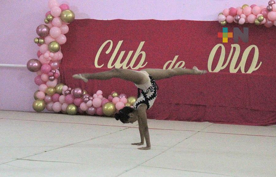 Exitosa prueba de talentos realizada en Club de Oro Veracruz
