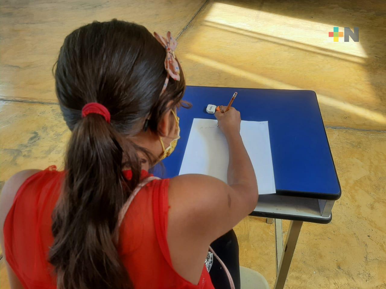 Avanza regreso a clases presenciales en México