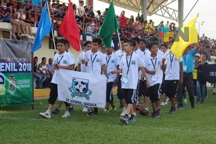 60 equipos participarán en la Copa Mina de Futbol