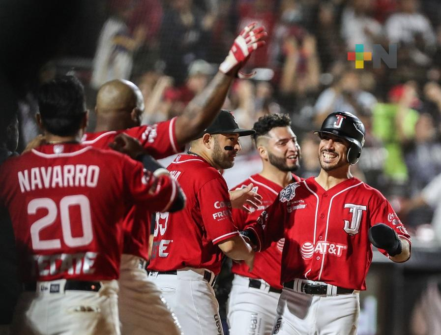 ¡Campeones! Toros de Tijuana ganan la Serie del Rey 2021