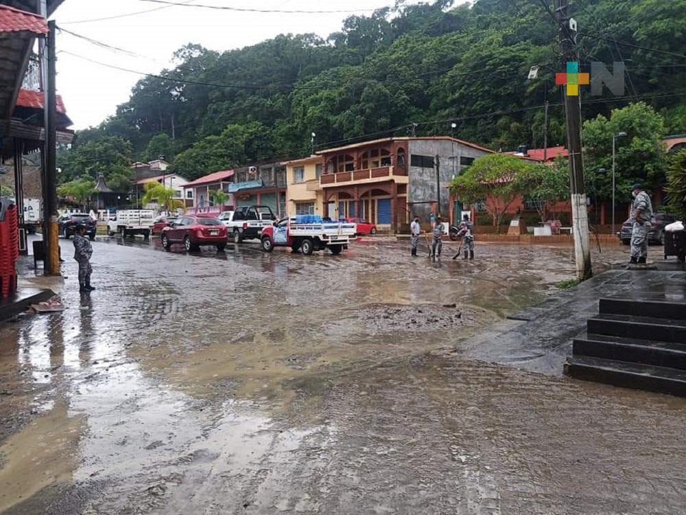Reportan fallas de Internet y energía eléctrica en municipios del norte de Veracruz