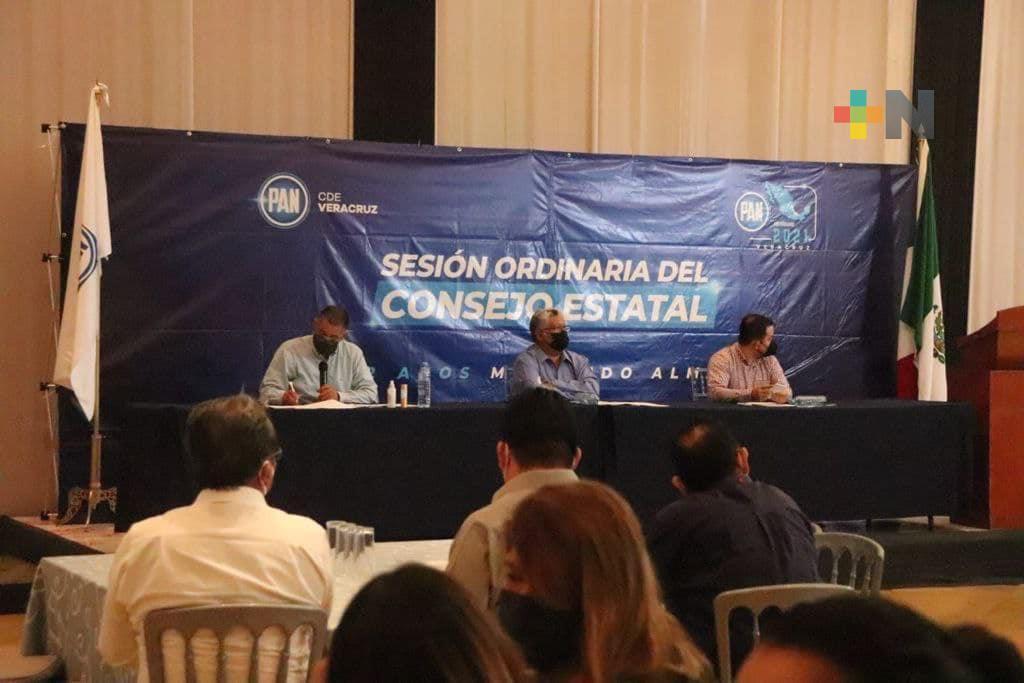Aprueba Consejo Estatal del PAN integración de la Comisión Organizadora para renovar dirigencia
