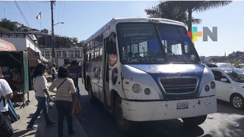 Intensifica Tránsito Estatal operativos Anti-Covid19 en Tuxpan