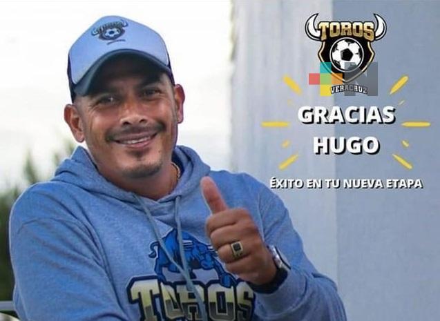 Hugo Chávez no seguirá con los Toros Veracruz FC