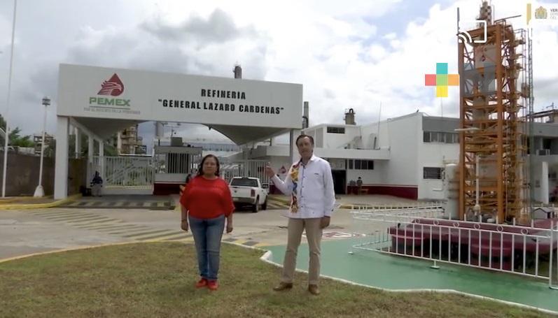 Política energética nacional nos brinda reactivación económica: Cuitláhuac García
