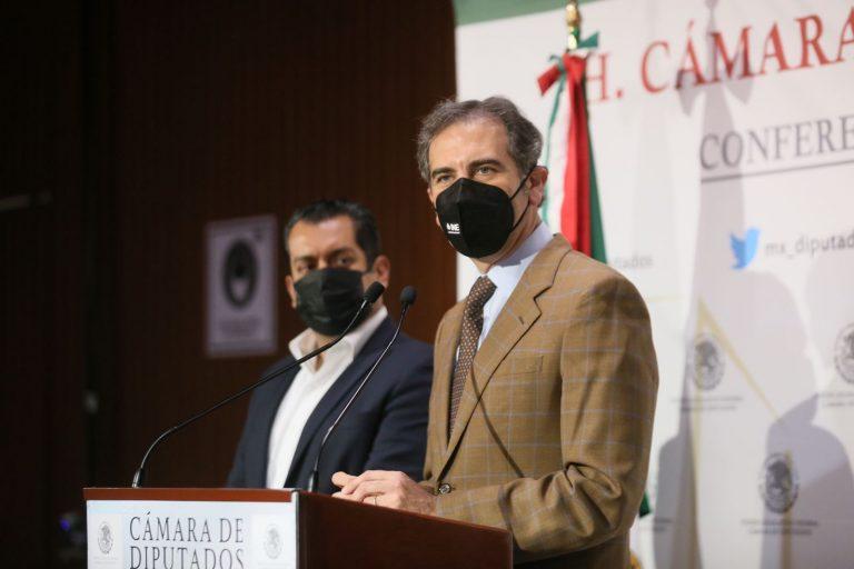 Refrenda INE colaboración con el Poder Legislativo