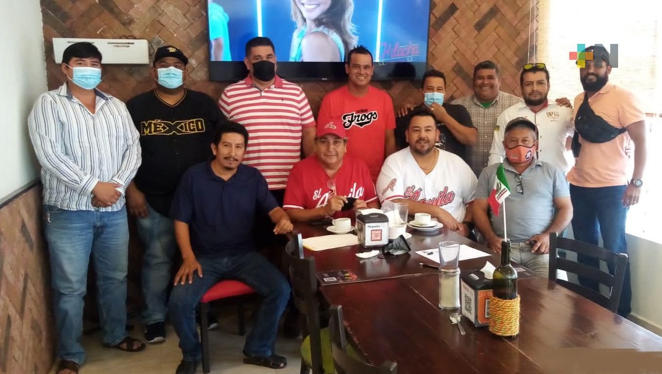 Se reanuda la actividad en la Liga Veracruzana de Beisbol