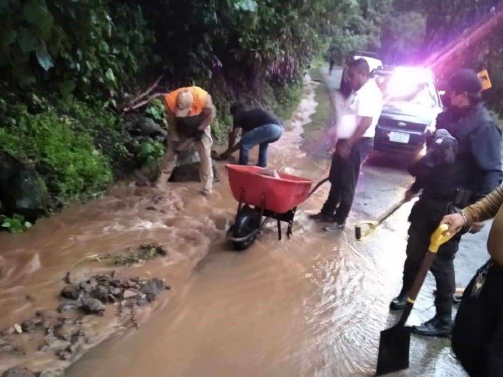 Resumen de afectaciones por Tormenta Tropical Nicholas