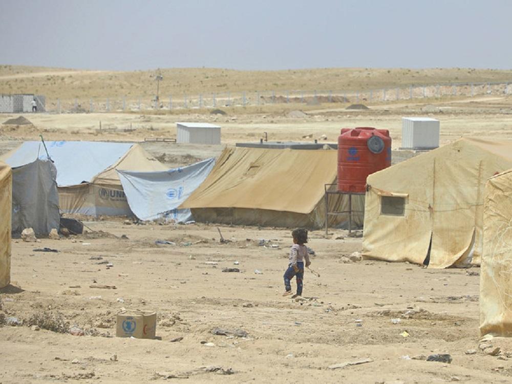 Unos 40.000 niños extranjeros siguen en campos de refugiados de Siria esperando a ser repatriados