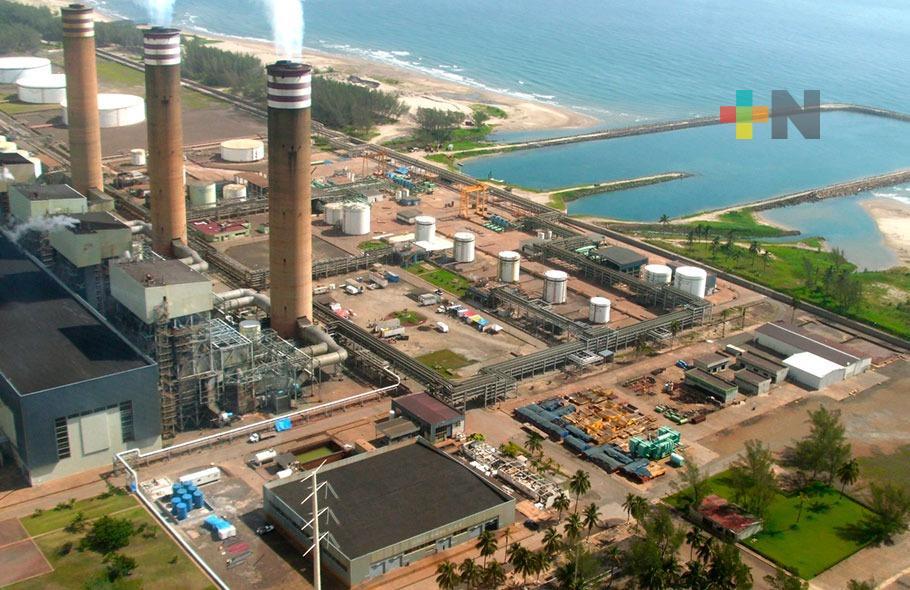 Más de mil 400 empleos por mantenimiento a complejo termoeléctrico de Tuxpan