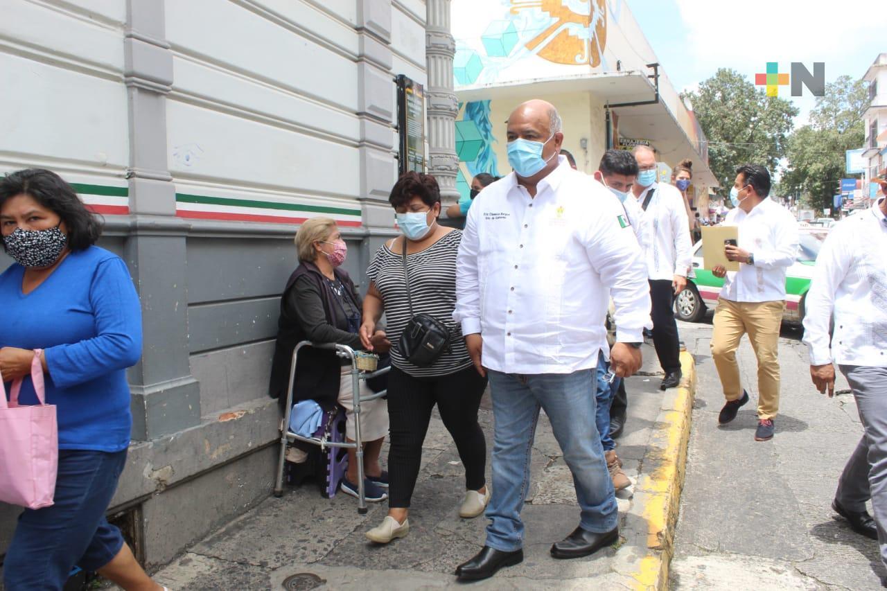 Camarón de Tejeda sede del evento de celebración de  Independencia: Eric Cisneros
