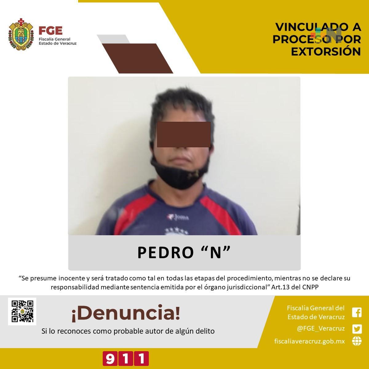 Por extorsión procede Fiscalía de Córdoba