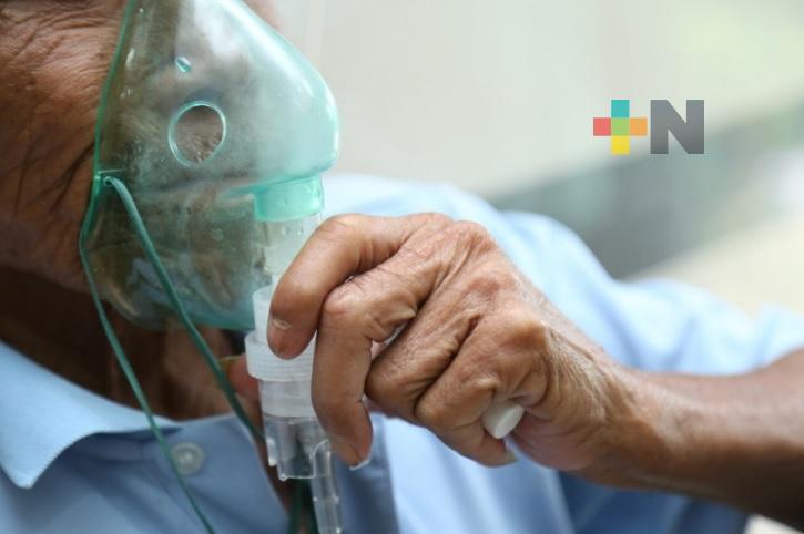 Reportan 135 nuevos casos de Covid-19 en Veracruz
