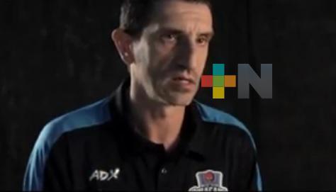 Edu Torres debutará como coach de Halcones de Xalapa ante Dorados
