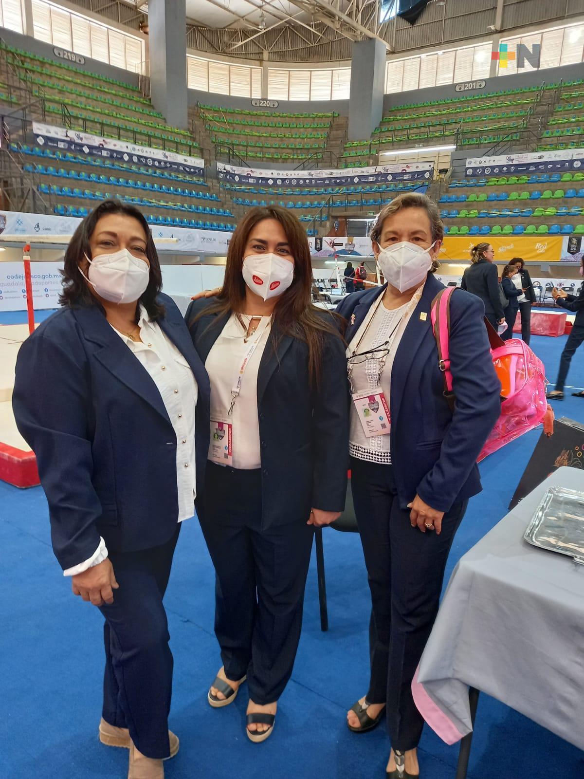 Gimnastas de Veracruz competirán Campeonato Nacional 2021