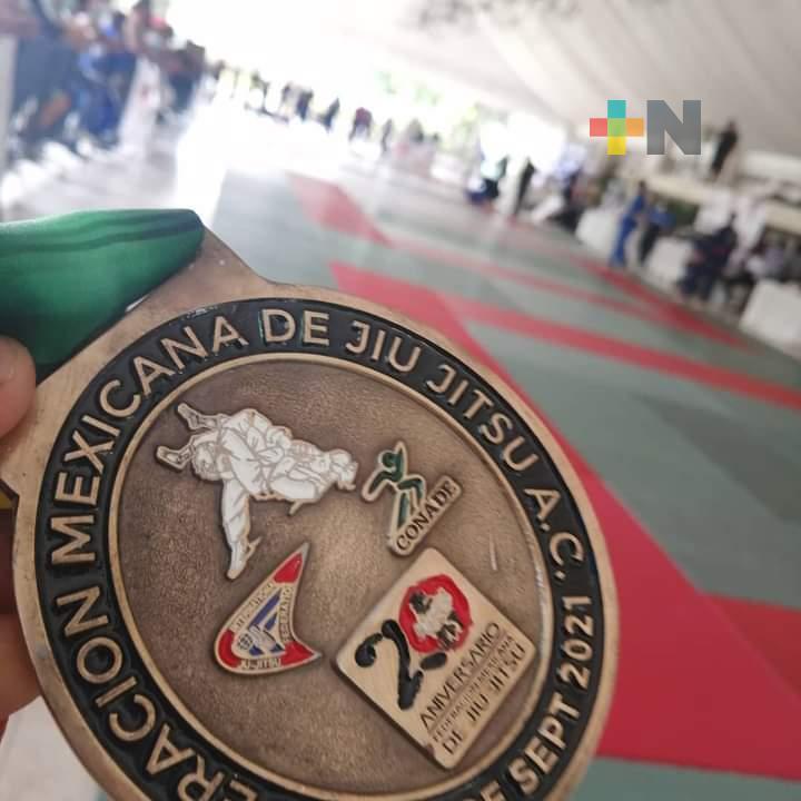 Gil Moreno ganó boleto a Campeonato Mundial de Parajiujitsu de Abu Dhabi