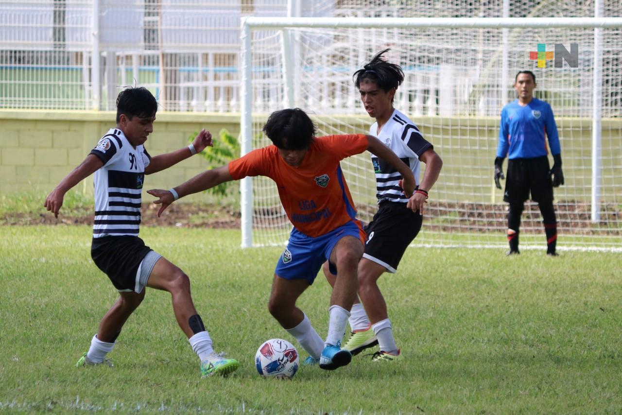 Exitoso Estatal de Futbol 6×6  rumbo a Nacionales Populares