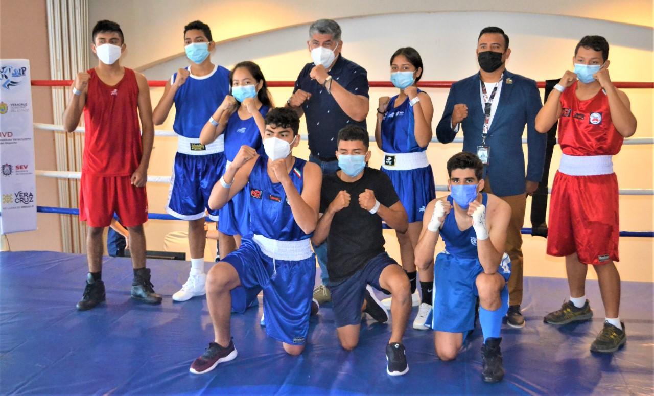 Definen equipo de Boxeo para Nacionales Populares 2021