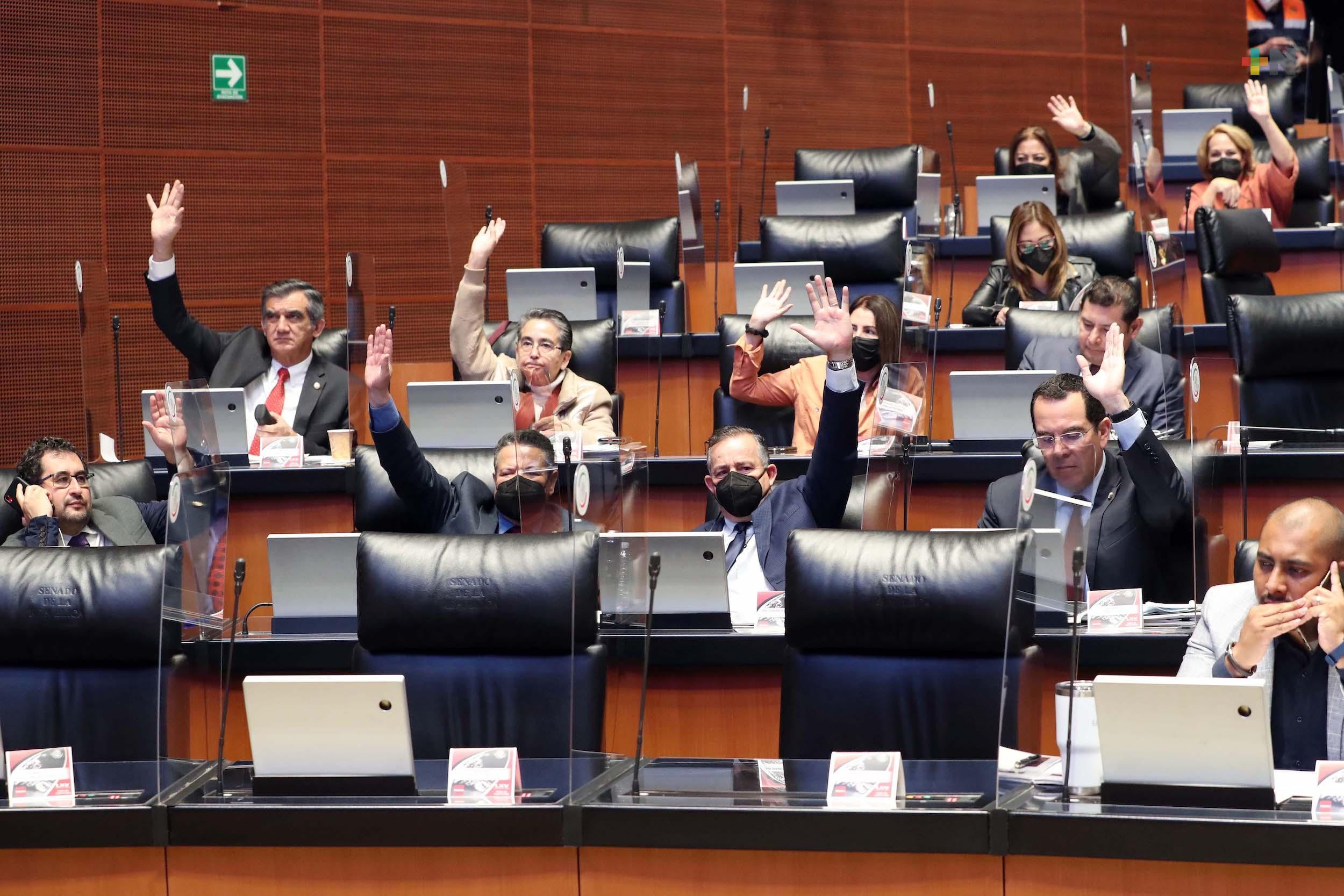 Aprueba Senado, en lo general, Miscelánea Fiscal de 2022