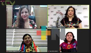 Acciones afirmativas generan avances en la participación política de las mujeres originarias: TEV