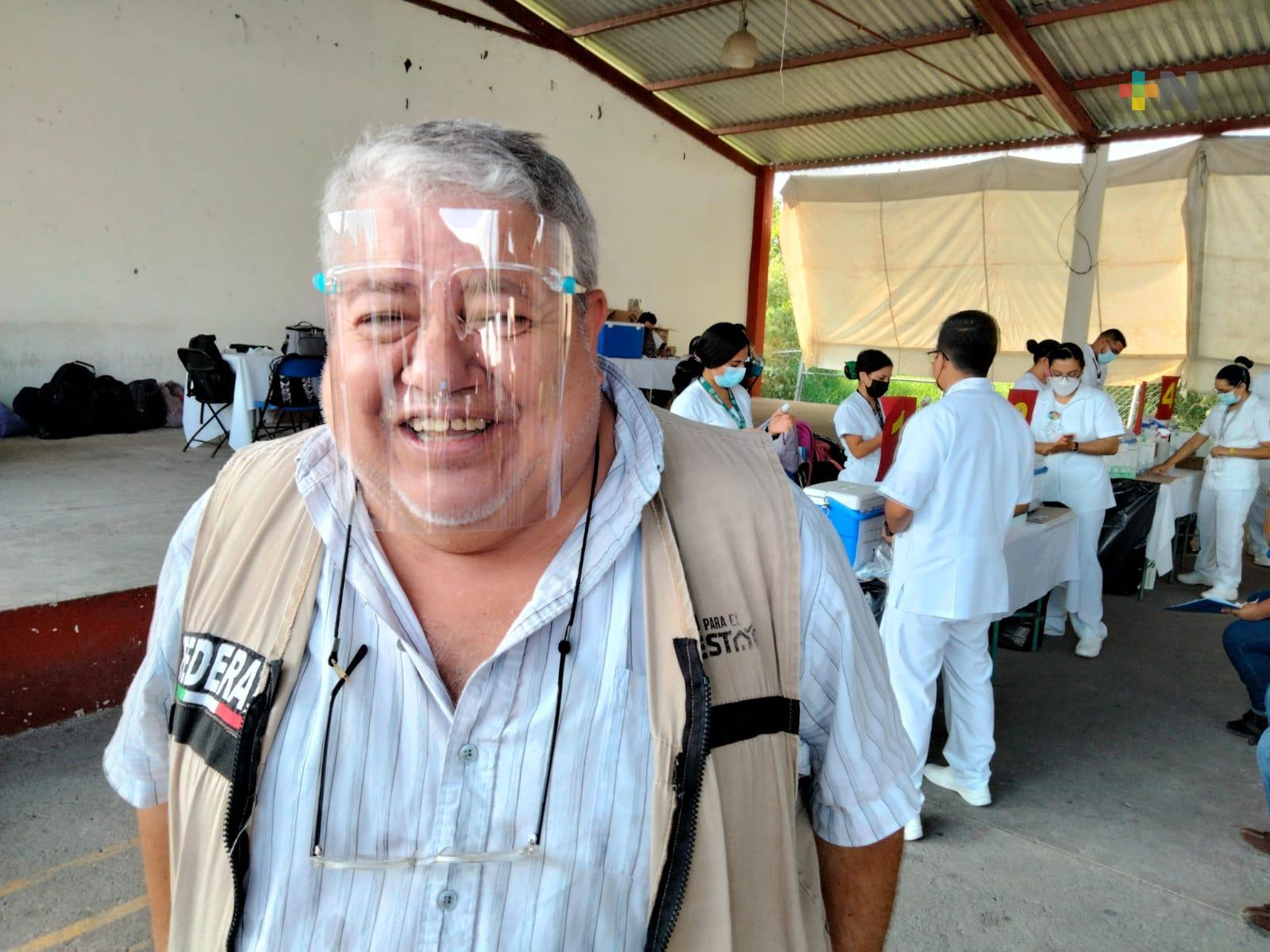 Lamentable que se politice vacunación contra Covid a menores: Manuel Huerta
