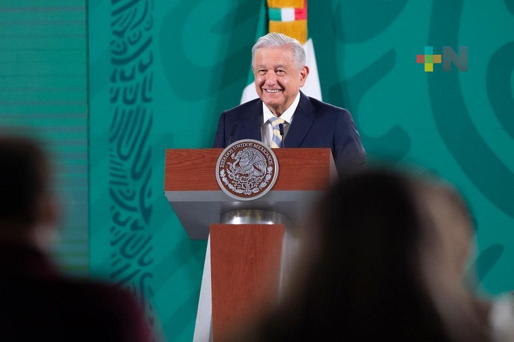Tren Ligero en Xalapa, proyecto que sigue en análisis, así lo informó el Presidente