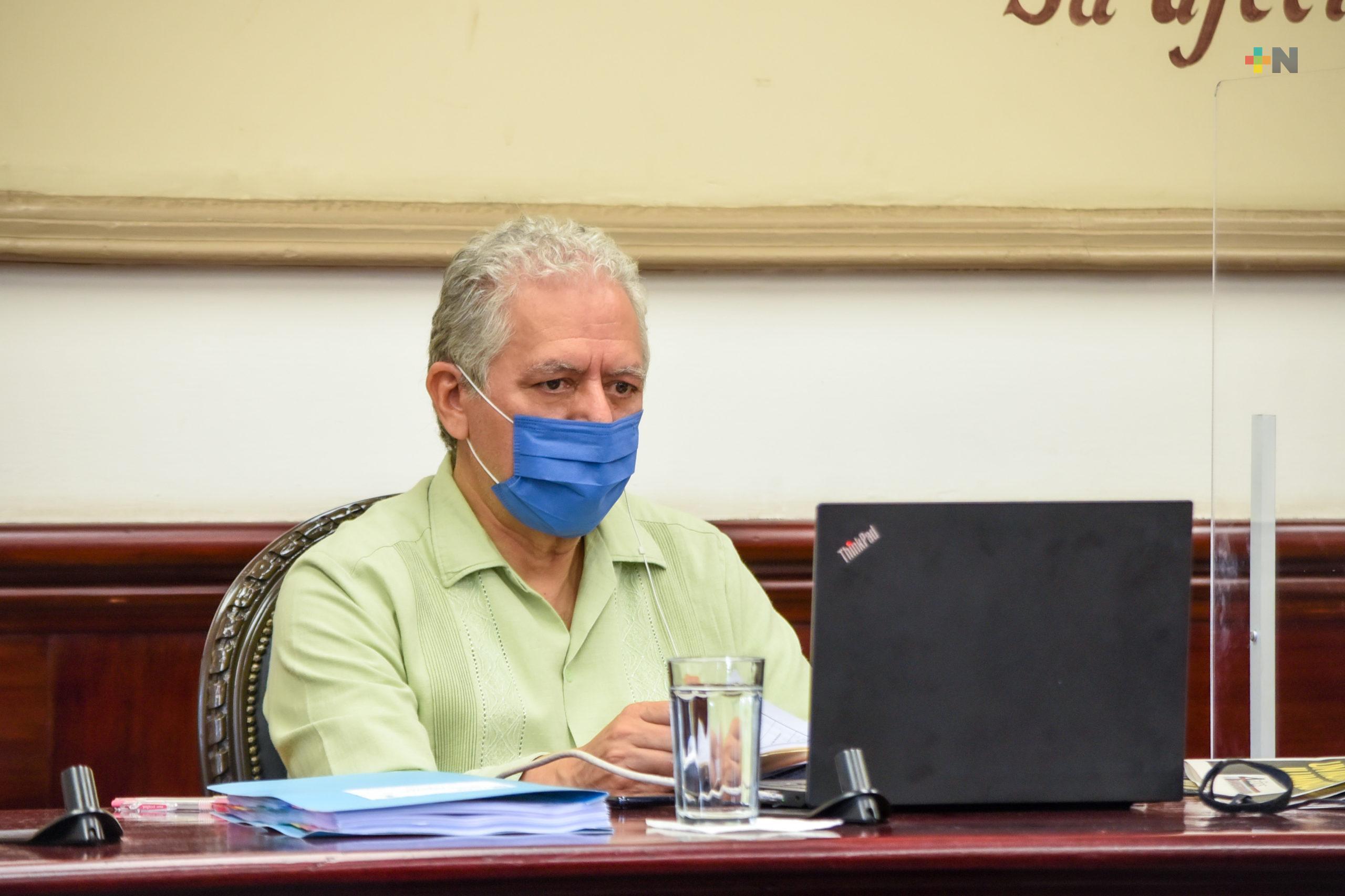 Apoyará Ayuntamiento de Xalapa a personas damnificadas por Grace