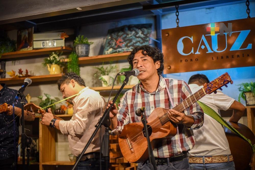 Los Cojolites ofrecen concierto «Xalapa, Ciudad de la Música»