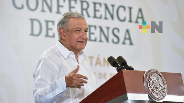 Presidente celebra resultados en seguridad, Yucatán recibe inversión sin precedentes