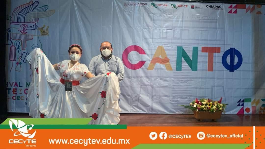 Realizan Festival Nacional de Arte y Cultura de los Cecytes 2021
