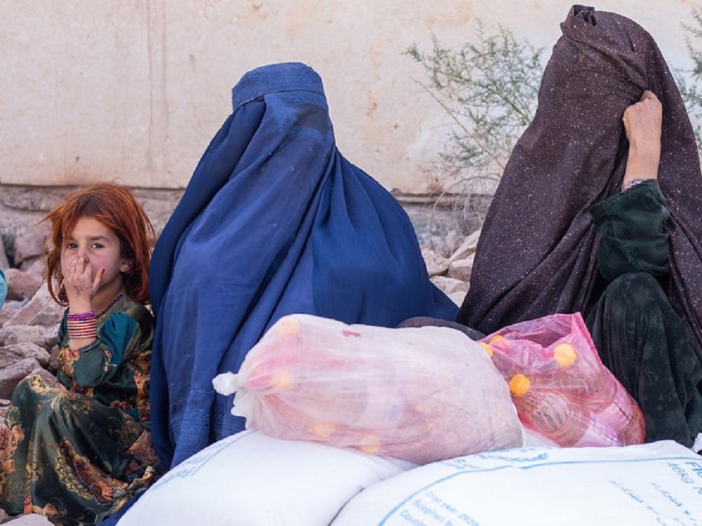 Crisis humanitaria de Afganistán es ya la peor del mundo