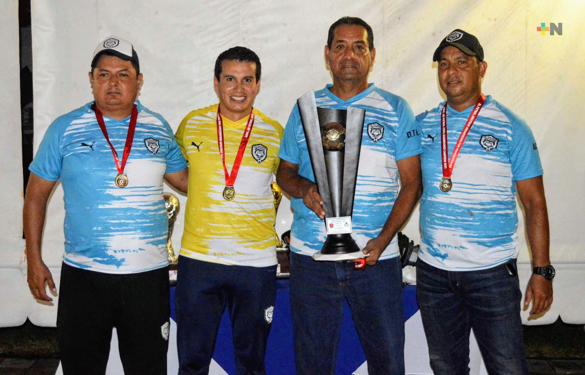 Buldogs Trigal FC presentó proyecto deportivo 2021-22