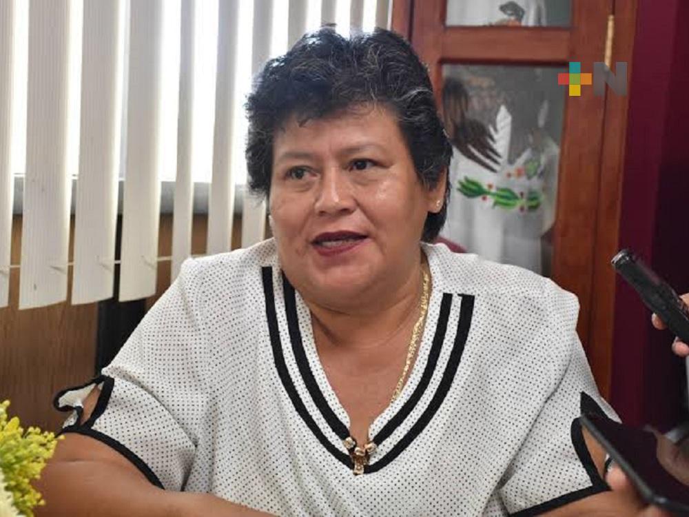 Regidora Eusebia Cortés  dejará cargo que ostenta en Ayuntamiento de Coatzacoalcos