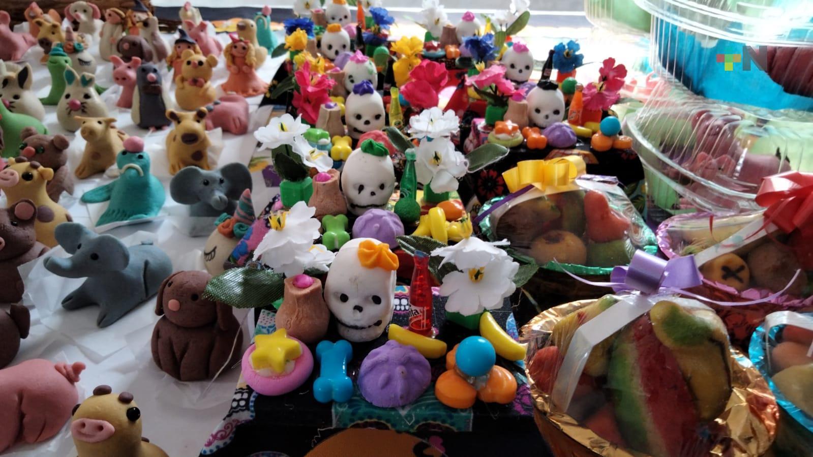 Este 28 y 29 de octubre, exponen artesanos y gastronomía en parque Doña Falla