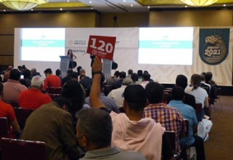 INDEP obtuvo 39.6 mdp en Subasta Regional Guadalajara