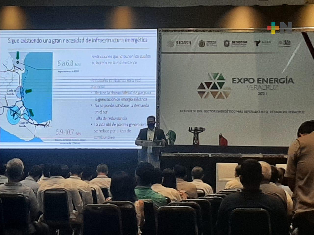 Proyectos de gas natural impulsan desarrollo industrial del sur-sureste del país
