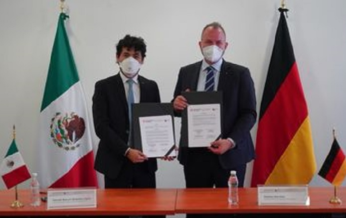 México y Alemania fortalecen lazos para facilitar movilidad laboral justa